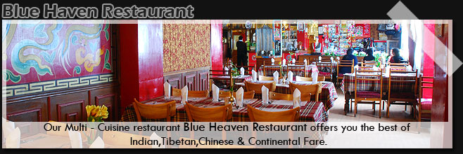 Blue Heaven Restaurant